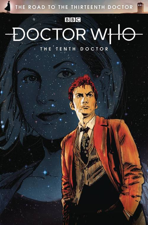 Titan comics doctor who road to 13th dr 10th dr special 20180430