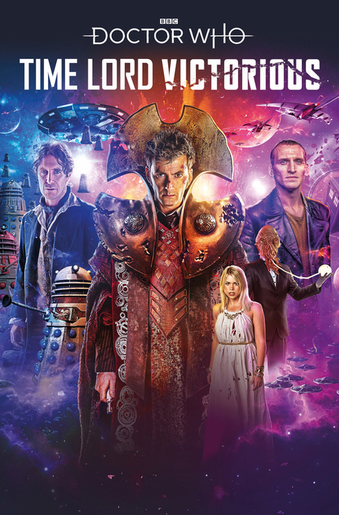 Titan comics doctor who time lord victorious 20200627