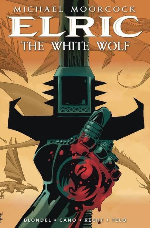 Titan comics elric white wolf mature 20180701