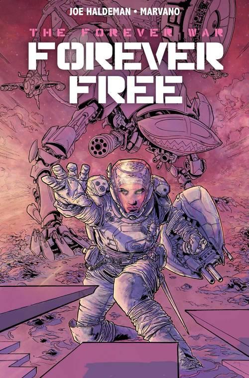 Titan comics forever free 20180203