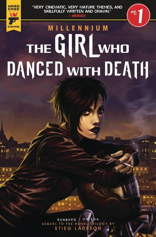 Titan comics girl who danced with death mill saga 20180530