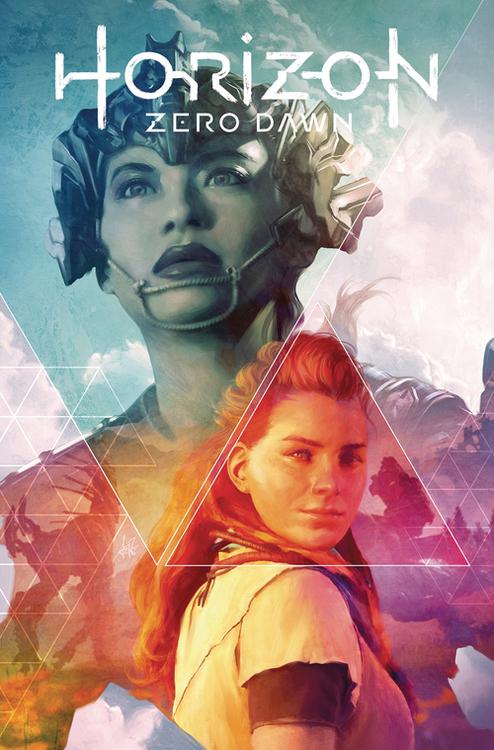 Titan comics horizon zero dawn 1 cvr a artgerm 20200528