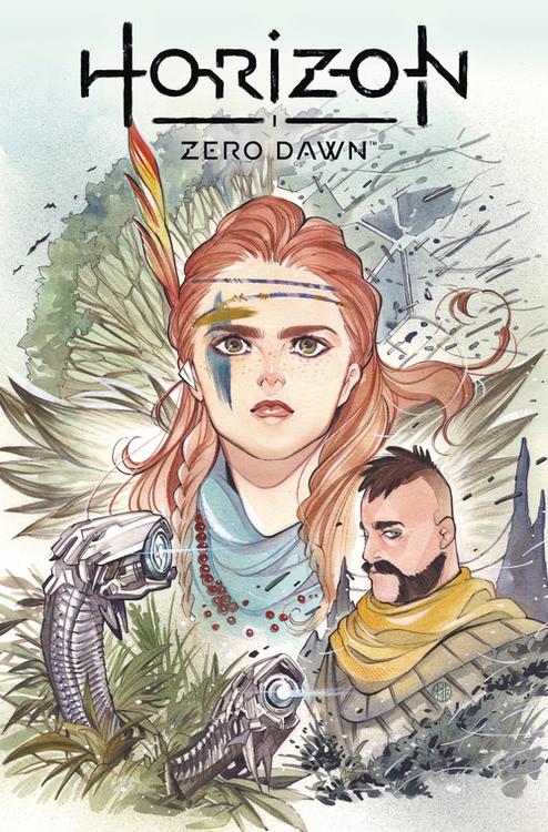 Titan comics horizon zero dawn liberation 20210502