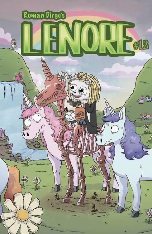Titan comics lenore volume iii 20190529