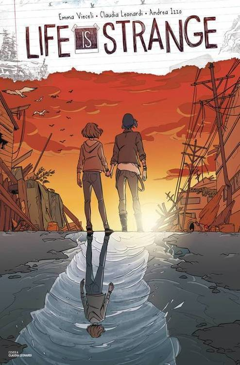 Titan comics life is strange 20180830