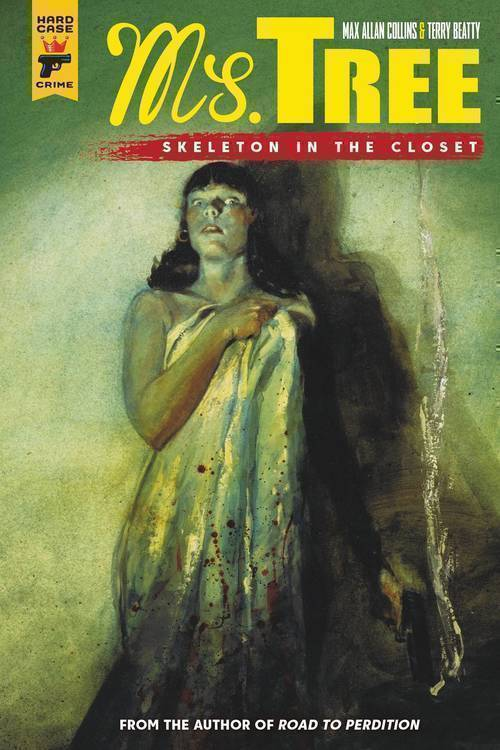 Titan comics ms tree tpb skeleton in the closet 20191227