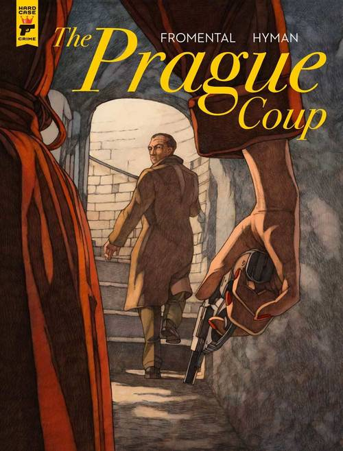 Titan comics prague coup hardcover 20180530