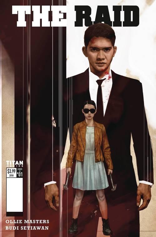 Titan comics raid 20180530