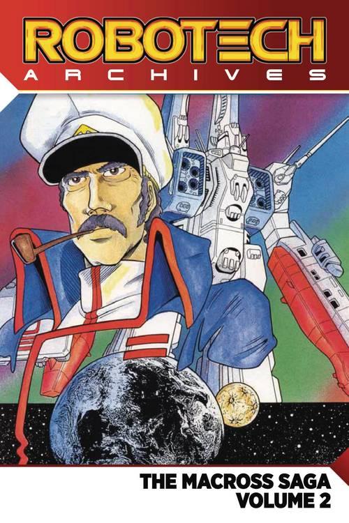 Titan comics robotech archive omnibus vol 02 20180302