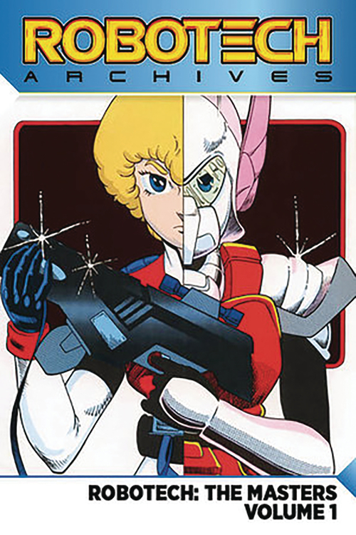 Robotech Archive TPB The Masters