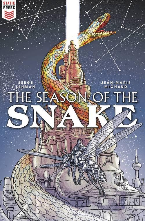 Titan comics season of the snake 20180203