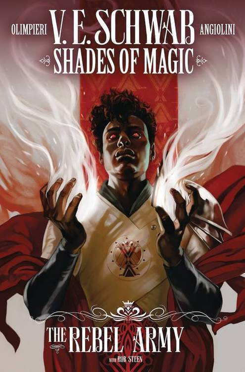 Titan comics shades of magic rebel army 20190626