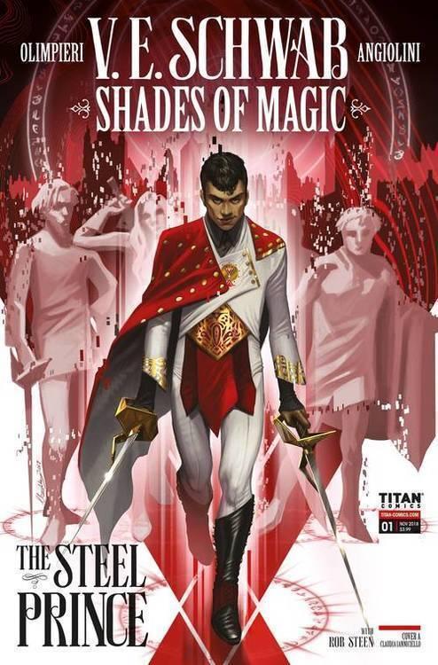 Titan comics shades of magic steel prince 20180801