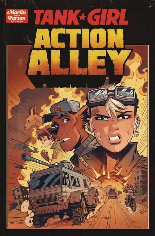 Titan comics tank girl action alley 20180928