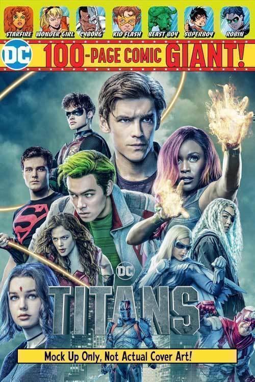 Titans Giant