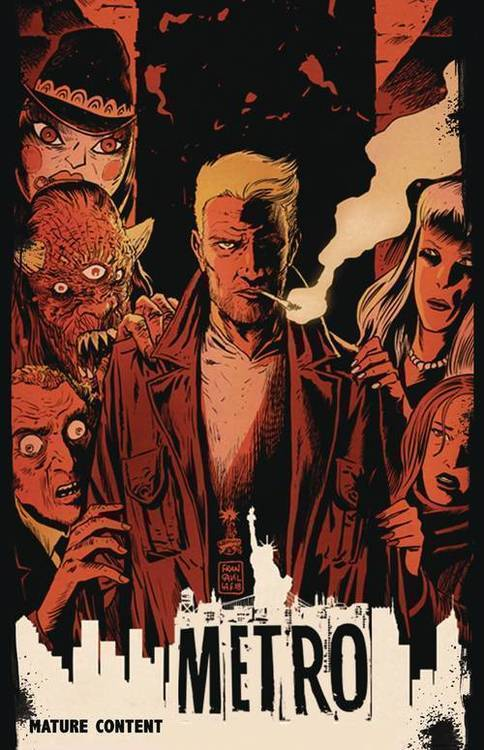 Metro Original Graphic Novel