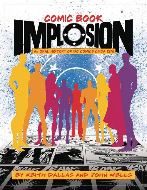 Twomorrows publishing comic book implosion sc 20180329