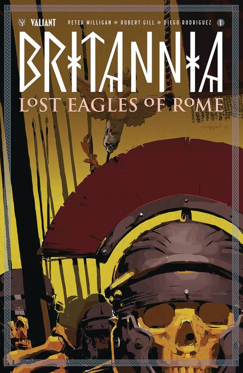 Britannia Lost Eagles Of Rome