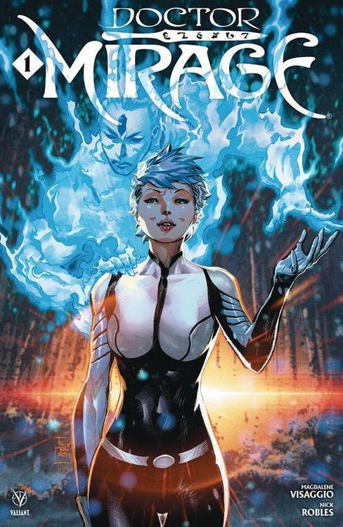 Valiant entertainment llc doctor mirage 20190529