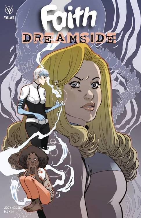Valiant entertainment llc faith dreamside tpb 20181130