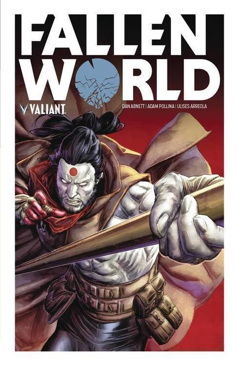 Valiant entertainment llc fallen world tpb 20190828