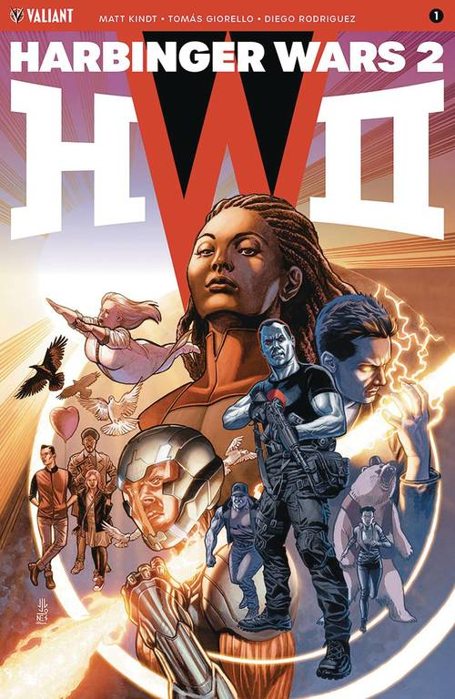Valiant entertainment llc harbinger wars 2 20180302