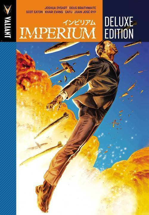 Valiant entertainment llc imperium deluxe hardcover 20190129