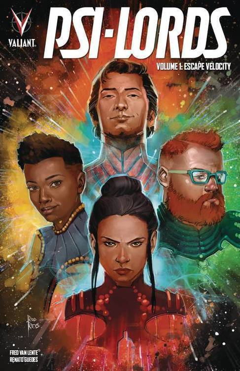 Valiant entertainment llc psi lords tpb escape velocity volume 1 20190730
