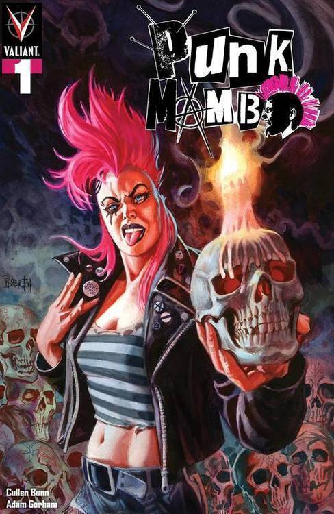 Valiant entertainment llc punk mambo 20190129
