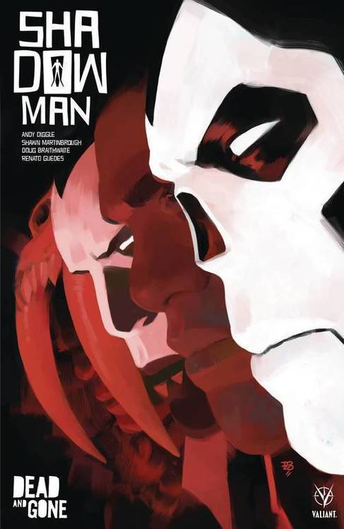 Valiant entertainment llc shadowman 2018 tpb volume 02 dead gone 20180801