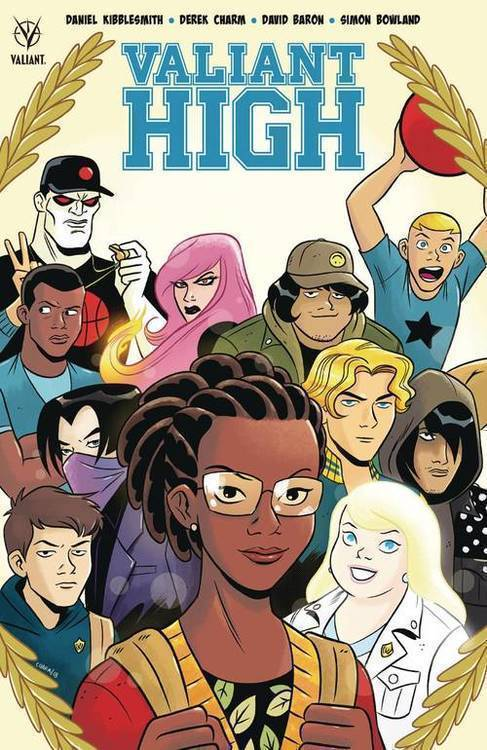 Valiant entertainment llc valiant high tpb 20180701