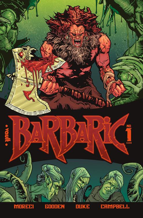 Vault comics barbaric 20210325