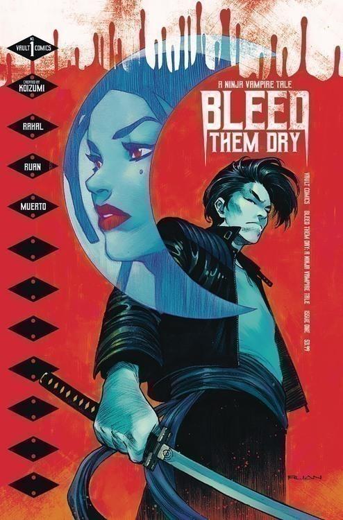 Vault comics bleed them dry 20200328