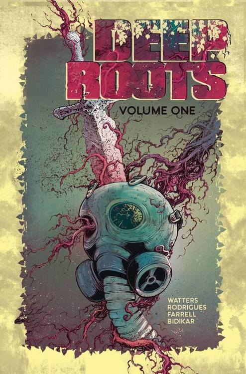 Vault comics deep roots tpb vol 01 mature 20180830