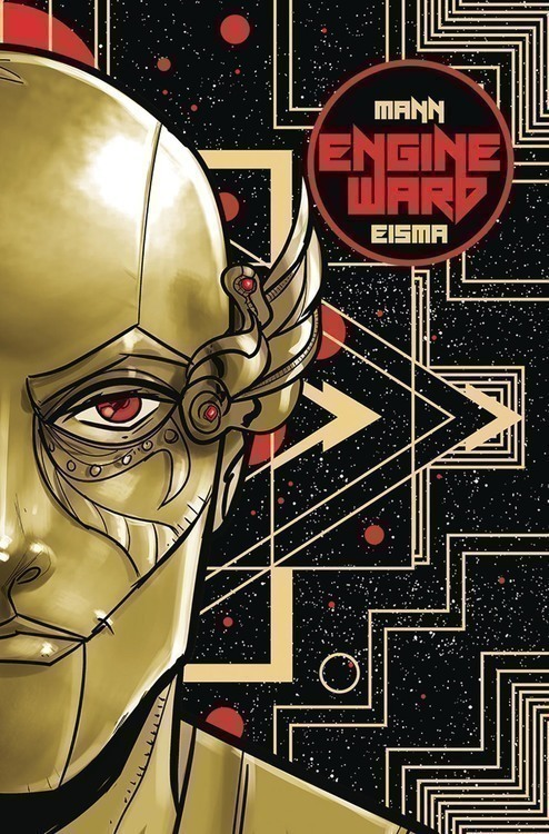 Vault comics engineward 20200328