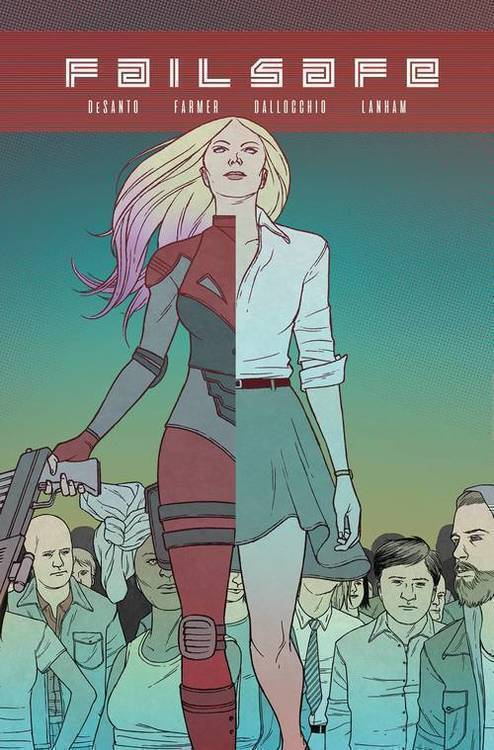 Vault comics failsafe tpb volume 01 20181025