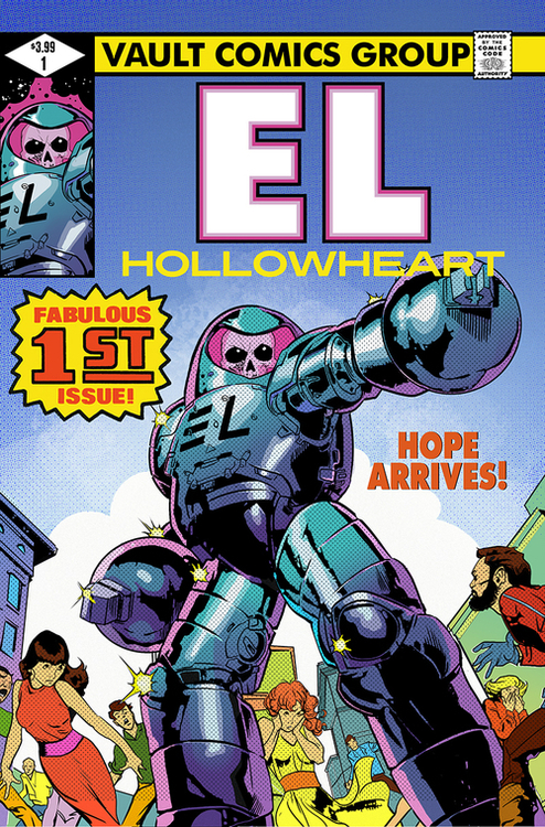 Vault comics hollow heart 20201125