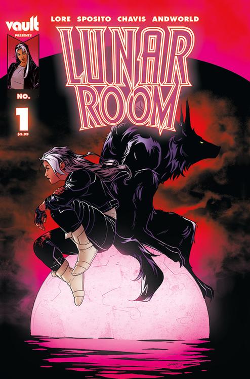 Vault comics lunar room 20210829