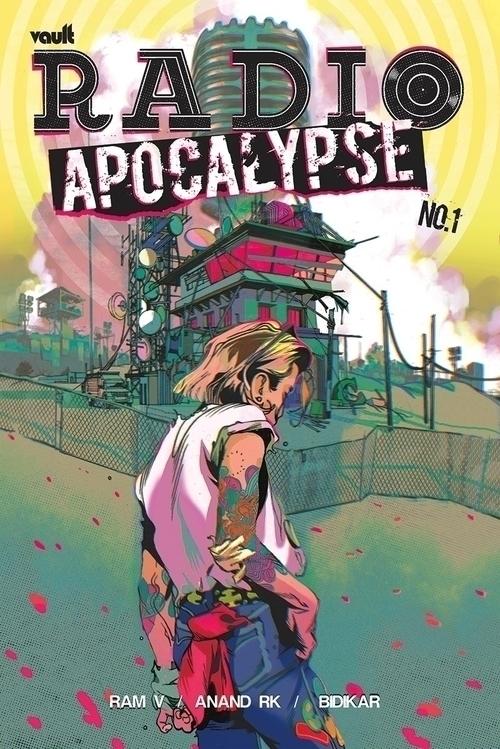 Vault comics radio apocalypse 20210728