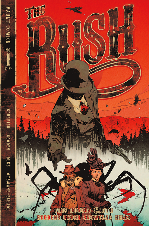 Vault comics rush 20210728