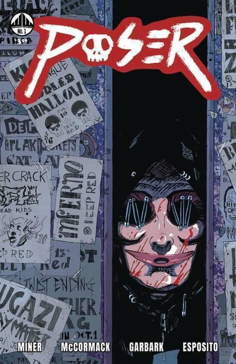 Waxwork comics poser mature 20180701