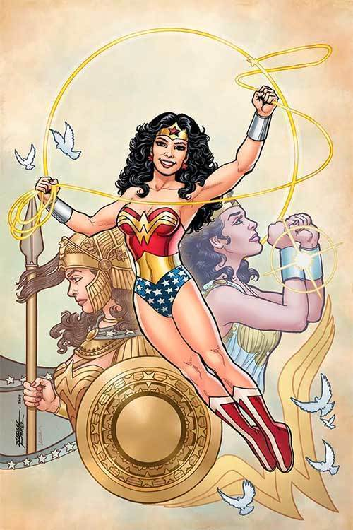 Wonder Woman #750 1980s Variant