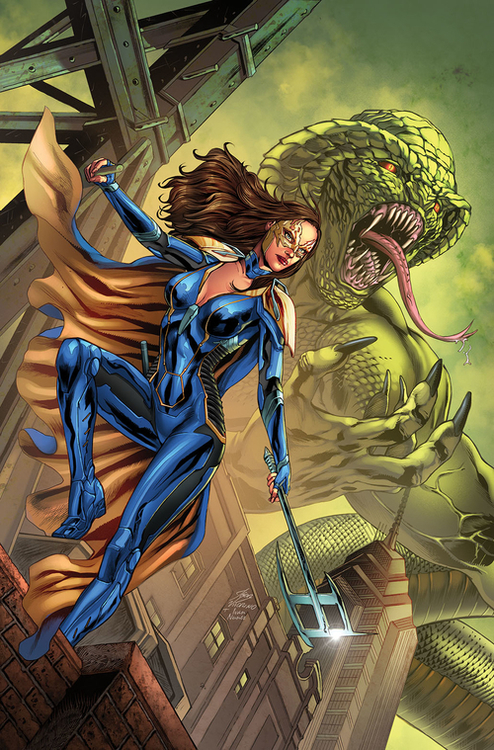 Zenescope entertainment inc belle king of serpents one shot 20210101