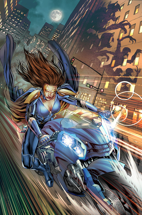 Zenescope entertainment inc belle targeted prey one shot 20200826
