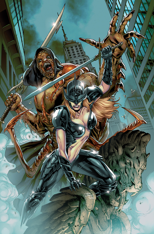 Zenescope entertainment inc grimm spotlight black knight vs lord of flies 20201125