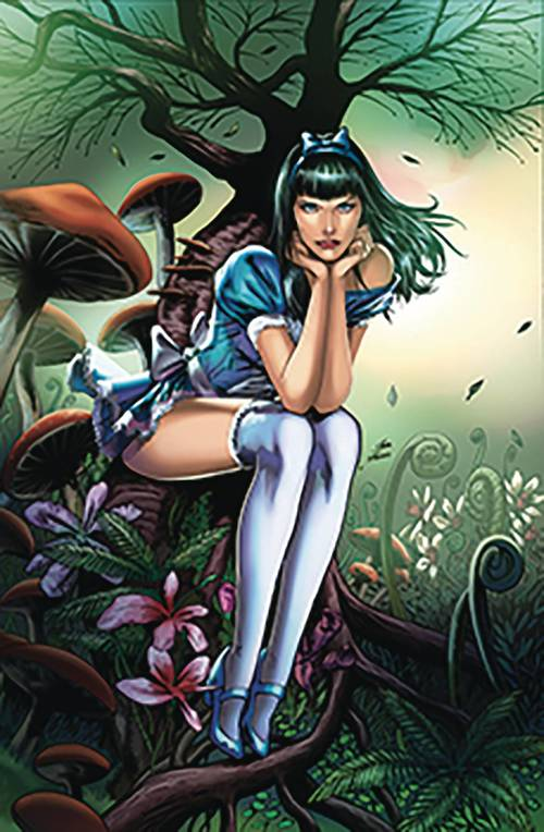 Zenescope entertainment inc revenge of wonderland 20180430