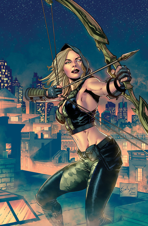 Zenescope entertainment inc robyn hood iron maiden one shot 20201102