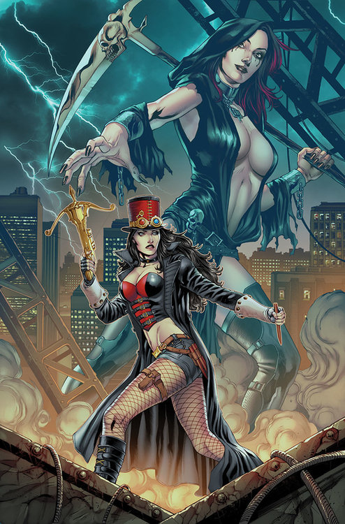 Zenescope entertainment inc van helsing hellfire one shot 1 20201028