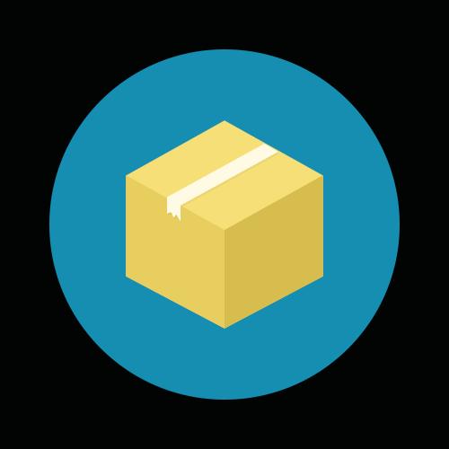 Type supplies icon