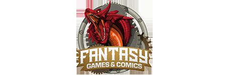 Fantasy Games and Comics